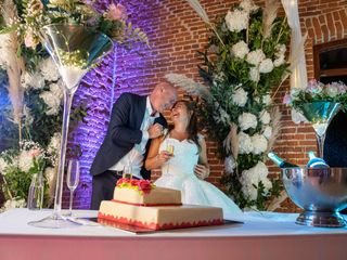 Le mariage de Elodie et Tony