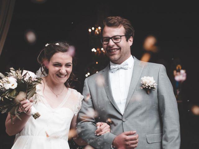 Le mariage de Andréa et François