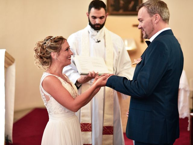Le mariage de Christopher et Charlotte à Saint-Raphaël, Var 2