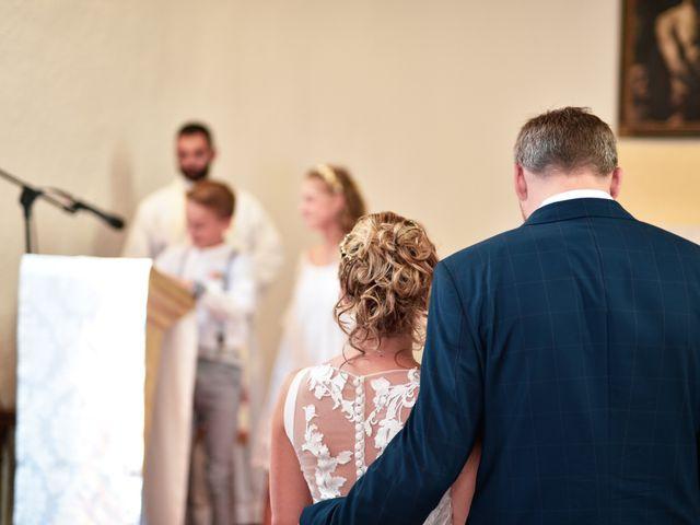 Le mariage de Christopher et Charlotte à Saint-Raphaël, Var 8