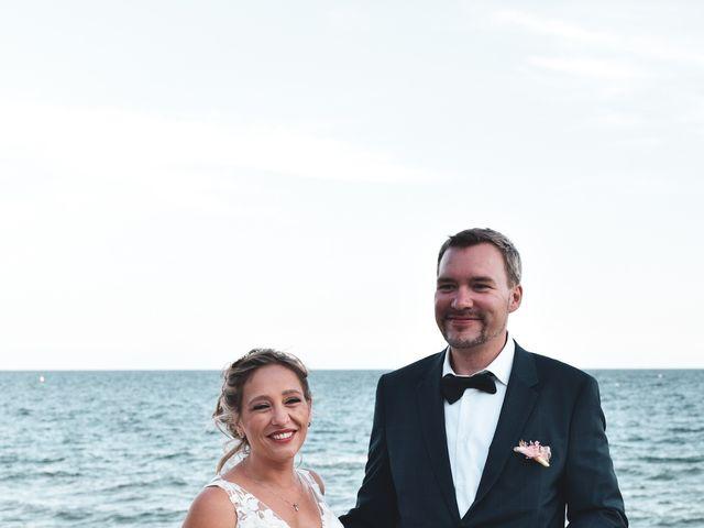 Le mariage de Christopher et Charlotte à Saint-Raphaël, Var 9
