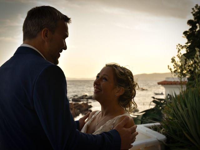 Le mariage de Christopher et Charlotte à Saint-Raphaël, Var 16