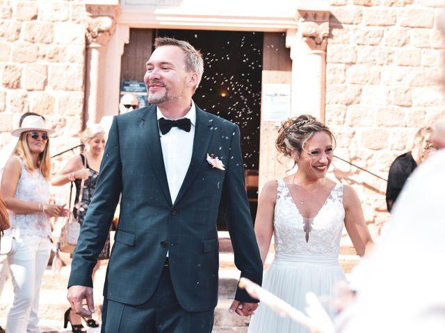 Le mariage de Christopher et Charlotte à Saint-Raphaël, Var 22