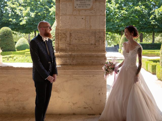 Le mariage de Alexandre et Elodie à Marmande, Lot-et-Garonne 3