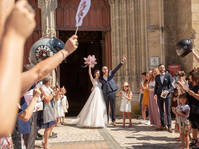 Le mariage de Alexandre et Elodie à Marmande, Lot-et-Garonne 66