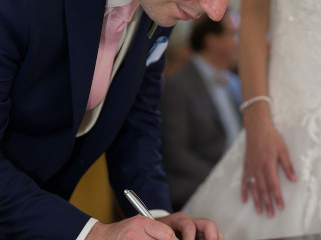 Le mariage de Valentin et Charlotte à L'Étang-la-Ville, Yvelines 13