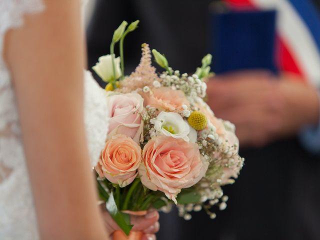 Le mariage de Valentin et Charlotte à L'Étang-la-Ville, Yvelines 15