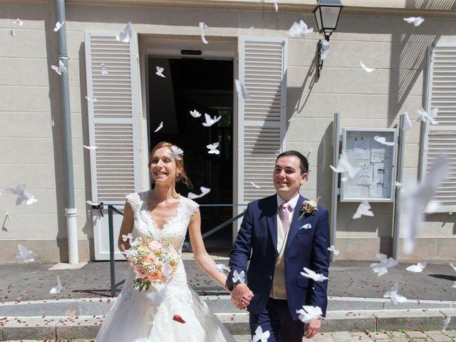 Le mariage de Valentin et Charlotte à L'Étang-la-Ville, Yvelines 18