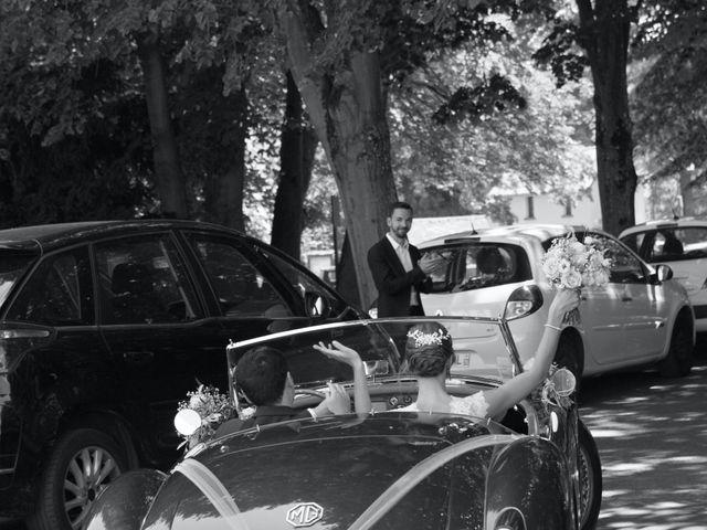 Le mariage de Valentin et Charlotte à L'Étang-la-Ville, Yvelines 20