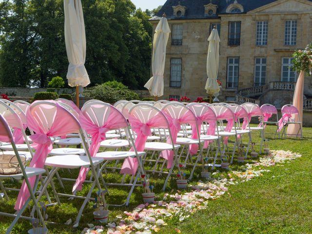 Le mariage de Valentin et Charlotte à L'Étang-la-Ville, Yvelines 23