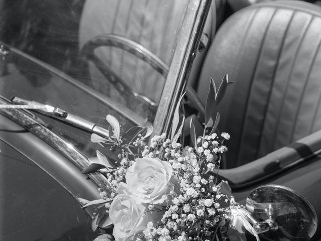 Le mariage de Valentin et Charlotte à L'Étang-la-Ville, Yvelines 25