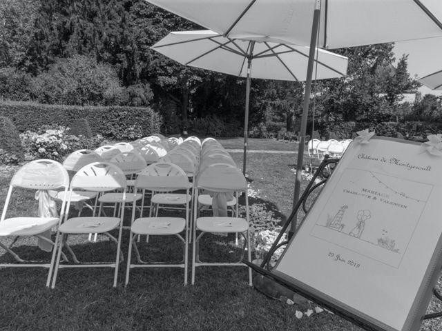 Le mariage de Valentin et Charlotte à L'Étang-la-Ville, Yvelines 26
