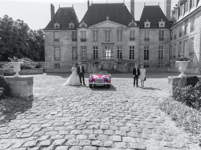 Le mariage de Valentin et Charlotte à L'Étang-la-Ville, Yvelines 28