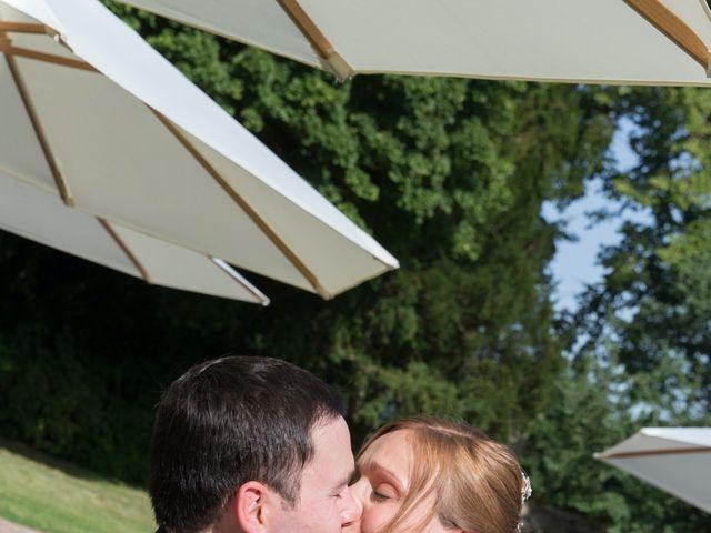 Le mariage de Valentin et Charlotte à L'Étang-la-Ville, Yvelines 29