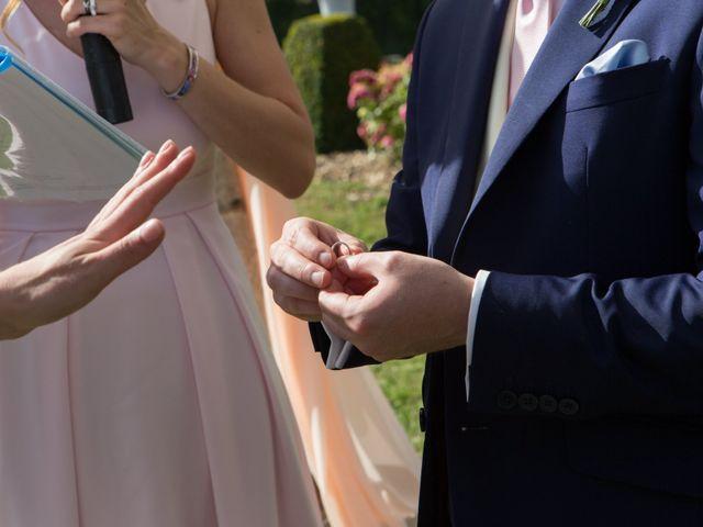 Le mariage de Valentin et Charlotte à L'Étang-la-Ville, Yvelines 31