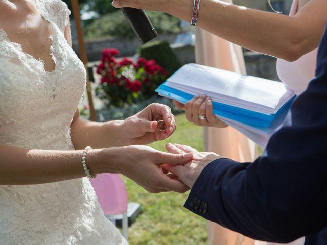 Le mariage de Valentin et Charlotte à L'Étang-la-Ville, Yvelines 34