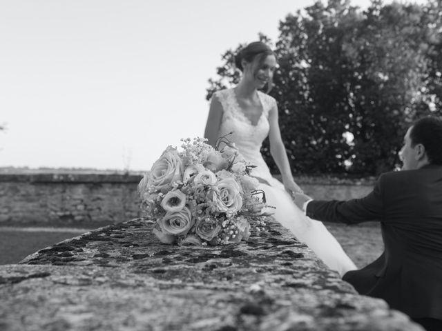 Le mariage de Valentin et Charlotte à L'Étang-la-Ville, Yvelines 43