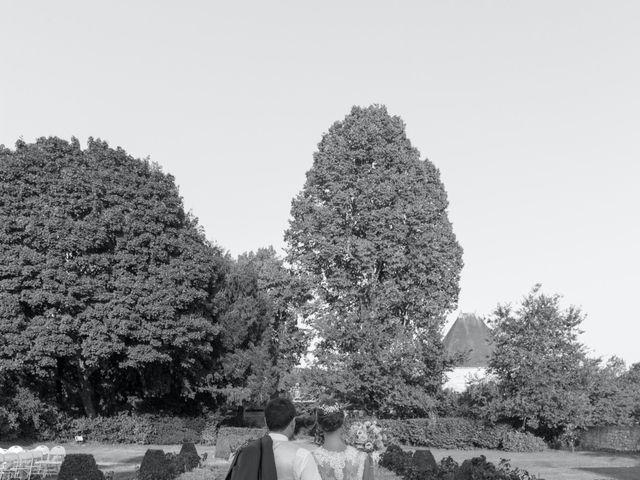 Le mariage de Valentin et Charlotte à L'Étang-la-Ville, Yvelines 49