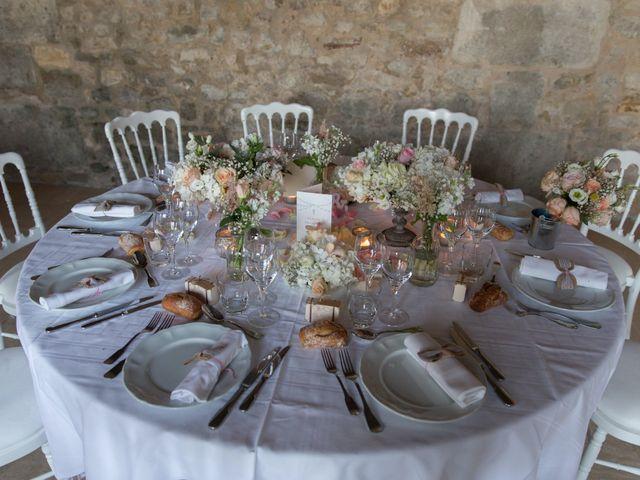 Le mariage de Valentin et Charlotte à L'Étang-la-Ville, Yvelines 57
