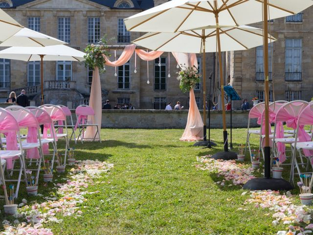 Le mariage de Valentin et Charlotte à L'Étang-la-Ville, Yvelines 21