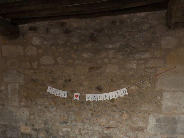Le mariage de Valentin et Charlotte à L'Étang-la-Ville, Yvelines 58