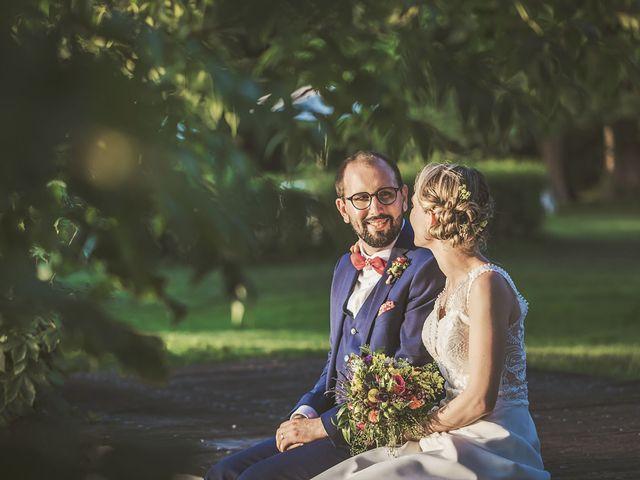 Le mariage de Emmanuelle et Etienne