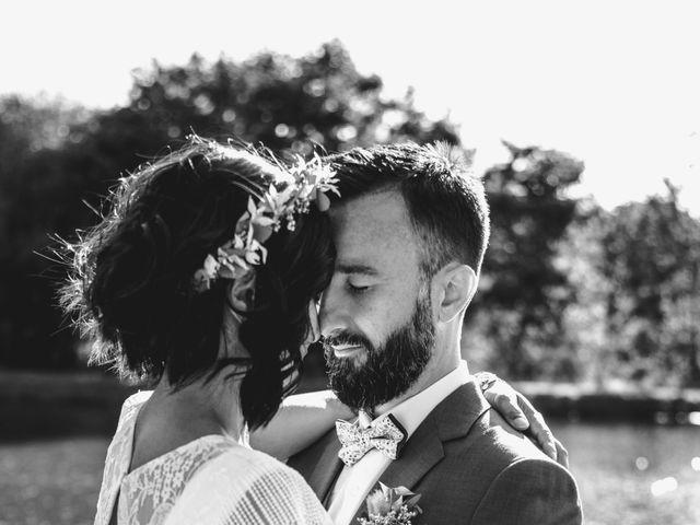 Le mariage de Thierry et Julia à Bonnemain, Ille et Vilaine 1
