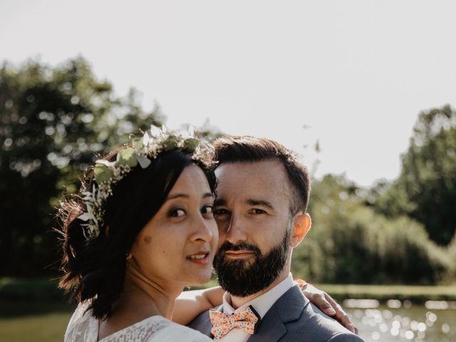 Le mariage de Thierry et Julia à Bonnemain, Ille et Vilaine 4