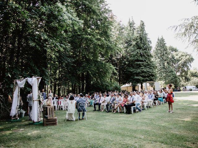 Le mariage de Thierry et Julia à Bonnemain, Ille et Vilaine 8