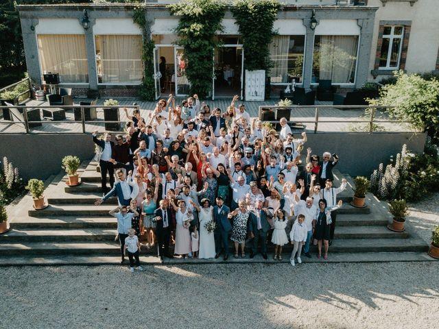 Le mariage de Thierry et Julia à Bonnemain, Ille et Vilaine 21
