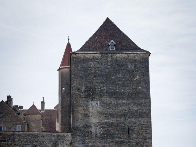 Le mariage de Marc-andré et Laure à Rioz, Haute-Saône 7