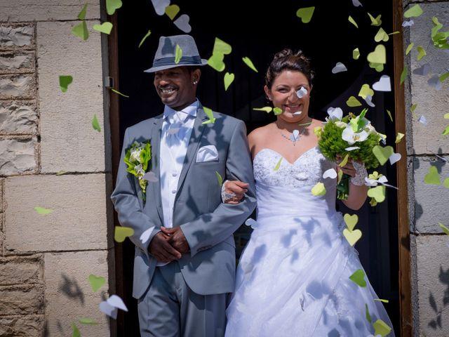 Le mariage de Marc-andré et Laure à Rioz, Haute-Saône 9