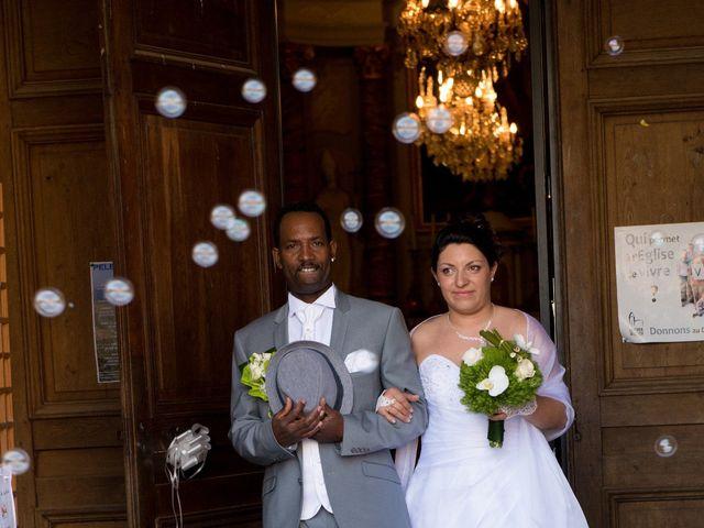 Le mariage de Marc-andré et Laure à Rioz, Haute-Saône 10