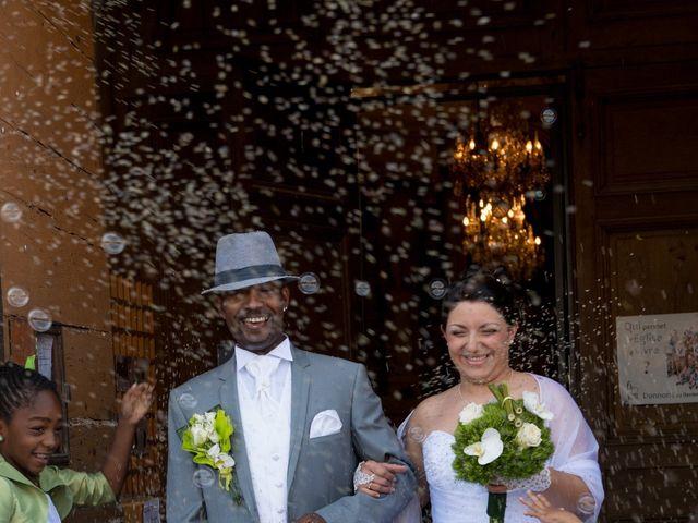 Le mariage de Marc-andré et Laure à Rioz, Haute-Saône 11