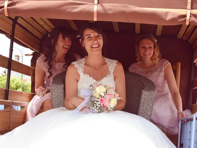 Le mariage de Kévin et Eléonore à La Ferté-Saint-Aubin, Loiret 1