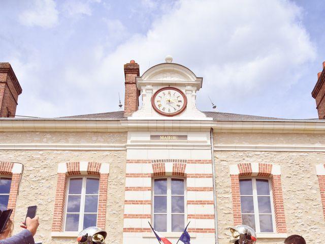 Le mariage de Kévin et Eléonore à La Ferté-Saint-Aubin, Loiret 5