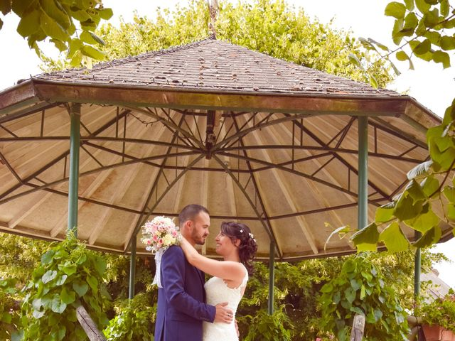 Le mariage de Kévin et Eléonore à La Ferté-Saint-Aubin, Loiret 6