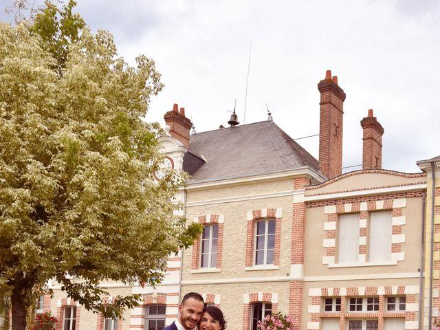 Le mariage de Kévin et Eléonore à La Ferté-Saint-Aubin, Loiret 7