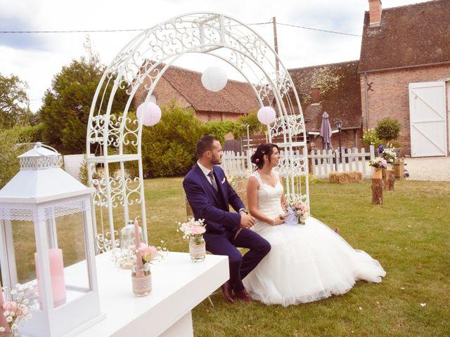 Le mariage de Kévin et Eléonore à La Ferté-Saint-Aubin, Loiret 9