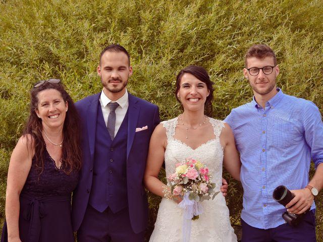 Le mariage de Kévin et Eléonore à La Ferté-Saint-Aubin, Loiret 16