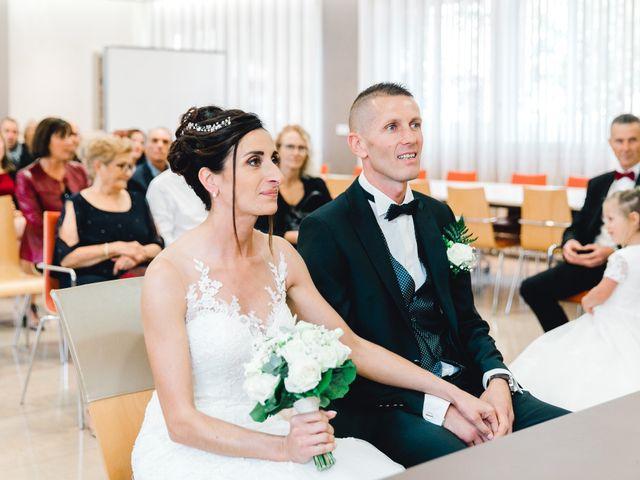 Le mariage de Sebastien et Laetitia à La Garde, Var 8