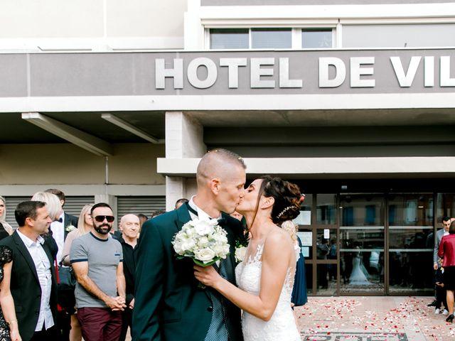 Le mariage de Sebastien et Laetitia à La Garde, Var 9