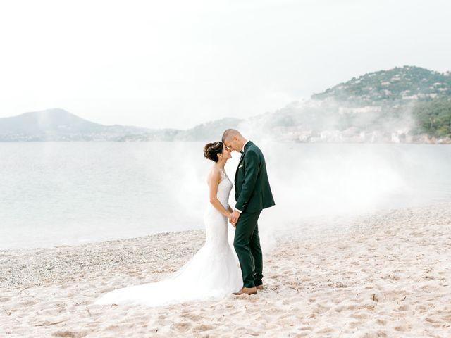 Le mariage de Laetitia et Sebastien