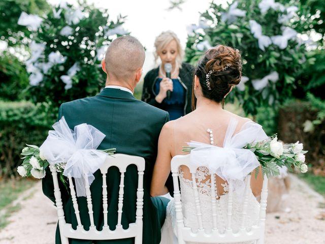 Le mariage de Sebastien et Laetitia à La Garde, Var 15