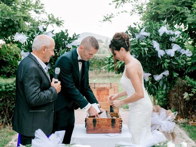 Le mariage de Sebastien et Laetitia à La Garde, Var 16