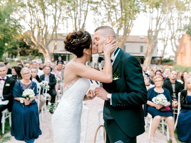Le mariage de Sebastien et Laetitia à La Garde, Var 17