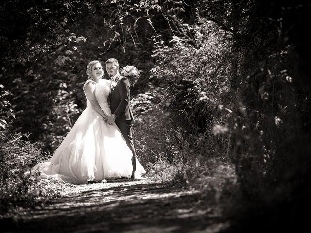 Le mariage de Jocelyn et Leslie à Saint-Clair, Ardèche 1