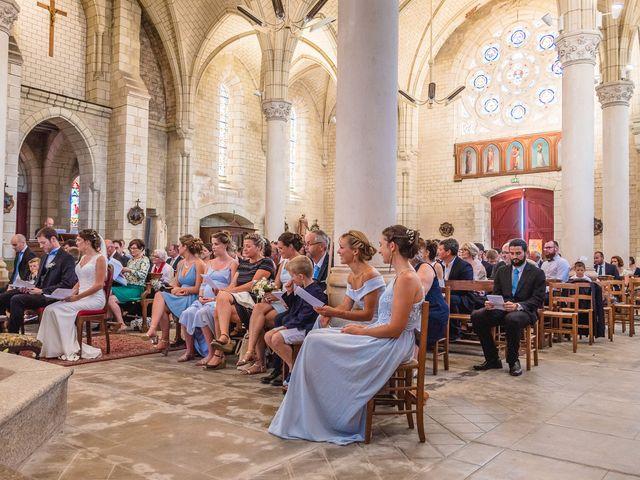 Le mariage de Rémy et Charlotte à Sainte-Reine-de-Bretagne, Loire Atlantique 13