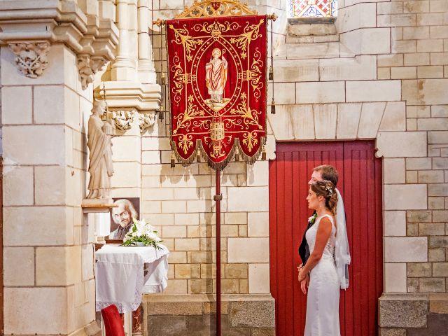 Le mariage de Rémy et Charlotte à Sainte-Reine-de-Bretagne, Loire Atlantique 16