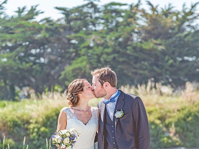 Le mariage de Rémy et Charlotte à Sainte-Reine-de-Bretagne, Loire Atlantique 23
